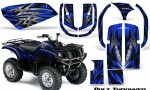 Yamaha Grizzly 660 CreatorX Graphics Kit Bolt Thrower Blue BB 150x90 - Yamaha Grizzly 660 Graphics