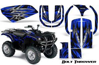 Yamaha-Grizzly-660-CreatorX-Graphics-Kit-Bolt-Thrower-Blue-BB