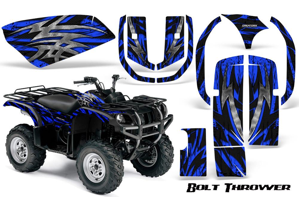 Yamaha grizzly 660 graphics