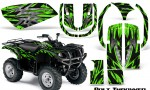 Yamaha Grizzly 660 CreatorX Graphics Kit Bolt Thrower Green 150x90 - Yamaha Grizzly 660 Graphics
