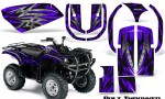 Yamaha Grizzly 660 CreatorX Graphics Kit Bolt Thrower Purple 150x90 - Yamaha Grizzly 660 Graphics