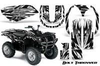 Yamaha-Grizzly-660-CreatorX-Graphics-Kit-Bolt-Thrower-White