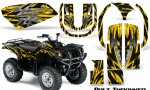 Yamaha Grizzly 660 CreatorX Graphics Kit Bolt Thrower Yellow 150x90 - Yamaha Grizzly 660 Graphics