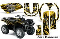 Yamaha-Grizzly-660-CreatorX-Graphics-Kit-Bolt-Thrower-Yellow