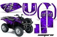 Yamaha-Grizzly-660-CreatorX-Graphics-Kit-Samurai-Black-Purple