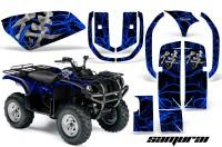 Yamaha-Grizzly-660-CreatorX-Graphics-Kit-Samurai-Blue-Black
