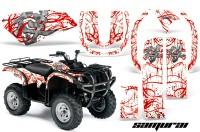 Yamaha-Grizzly-660-CreatorX-Graphics-Kit-Samurai-Red-White