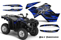 Yamaha-Grizzly-700-CreatorX-Graphics-Kit-Bolt-Thrower-Blue-BB