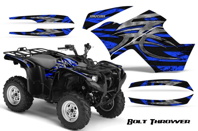 Yamaha-Grizzly-700-CreatorX-Graphics-Kit-Bolt-Thrower-Blue-BB