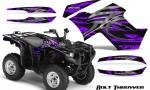 Yamaha Grizzly 700 CreatorX Graphics Kit Bolt Thrower Purple 150x90 - Yamaha Grizzly 700/550 Graphics