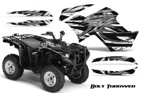 Yamaha-Grizzly-700-CreatorX-Graphics-Kit-Bolt-Thrower-White-BB