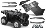 Yamaha Grizzly 700 CreatorX Graphics Kit Cold Fusion Silver 150x90 - Yamaha Grizzly 700/550 Graphics