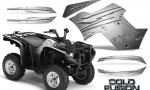 Yamaha Grizzly 700 CreatorX Graphics Kit Cold Fusion White 150x90 - Yamaha Grizzly 700/550 Graphics
