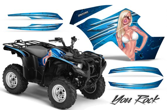 Yamaha Grizzly 700 CreatorX Graphics Kit You Rock BlueIce 570x376 - Yamaha Grizzly 700/550 Graphics