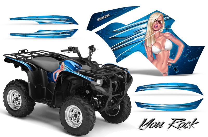 Yamaha-Grizzly-700-CreatorX-Graphics-Kit-You-Rock-BlueIce