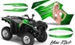 Yamaha Grizzly 700 CreatorX Graphics Kit You Rock Green 150x90 - Yamaha Grizzly 700/550 Graphics