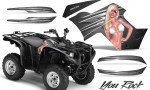 Yamaha Grizzly 700 CreatorX Graphics Kit You Rock Silver 150x90 - Yamaha Grizzly 700/550 Graphics