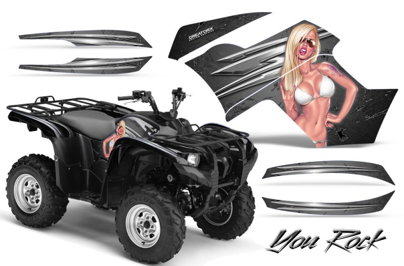 Yamaha-Grizzly-700-CreatorX-Graphics-Kit-You-Rock-Silver