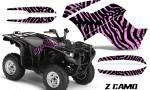 Yamaha Grizzly 700 CreatorX Graphics Kit ZCamo PinkLite 150x90 - Yamaha Grizzly 700/550 Graphics