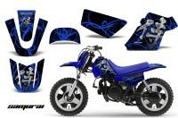 Yamaha-PW-50-CreatorX-Graphics-Kit-Samurai-Blue-Black-BLB