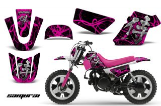 Yamaha PW50 Graphics