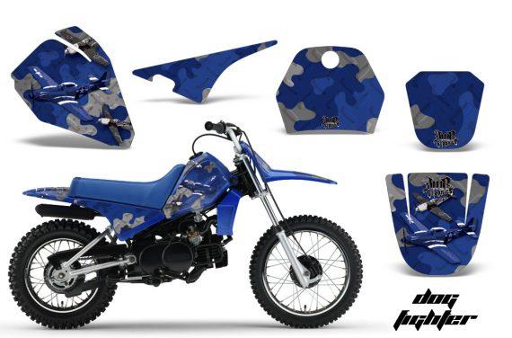 Yamaha PW80 AMR Graphics Kit DogF BL 570x376 - Yamaha PW50 1990-2016 Graphics
