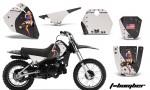 Yamaha PW80 AMR Graphics Kit TB B 150x90 - Yamaha PW50 1990-2016 Graphics