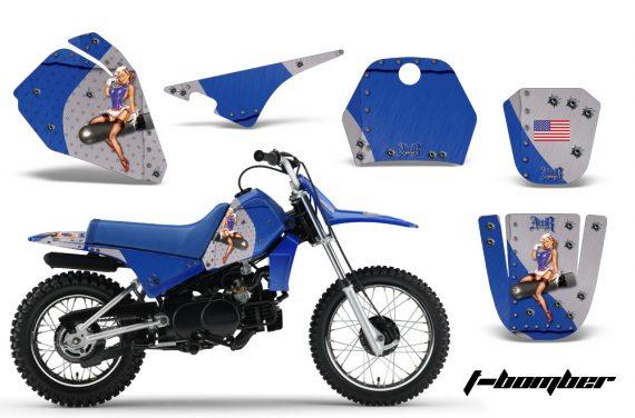 Yamaha PW50 1990-2016 Graphics