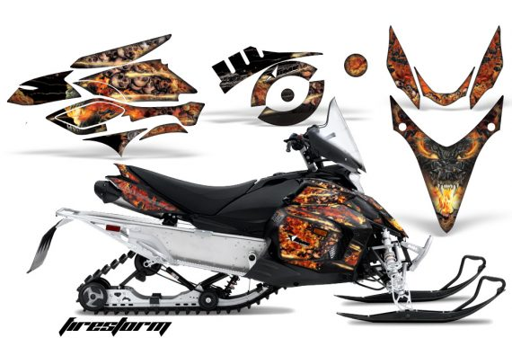 Yamaha Phazer AMR Graphics Kit FS B 570x376 - Yamaha Phazer RTX GT 2007-2014 Graphics