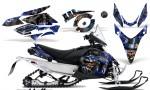 Yamaha Phazer AMR Graphics Kit MH BLB 150x90 - Yamaha Phazer RTX GT 2007-2014 Graphics