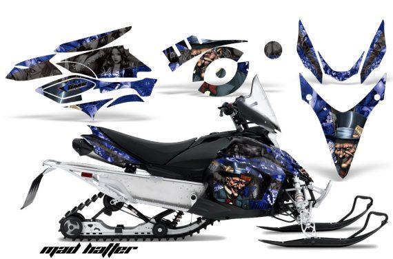 Yamaha Phazer AMR Graphics Kit MH BLB 570x376 - Yamaha Phazer RTX GT 2007-2014 Graphics
