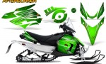 Yamaha Phazer CreatorX Graphics Kit Kit Afterburner Green 150x90 - Yamaha Phazer RTX GT 2007-2014 Graphics