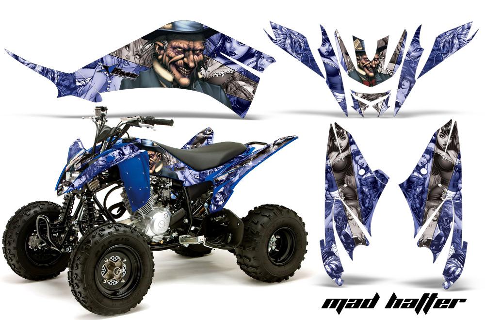Yamaha Raptor 125 Graphics   CREATORX Graphics MX & ATV ...