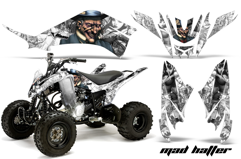 yamaha raptor 125 graphics creatorx graphics mx atv decals sled utv wraps. Black Bedroom Furniture Sets. Home Design Ideas