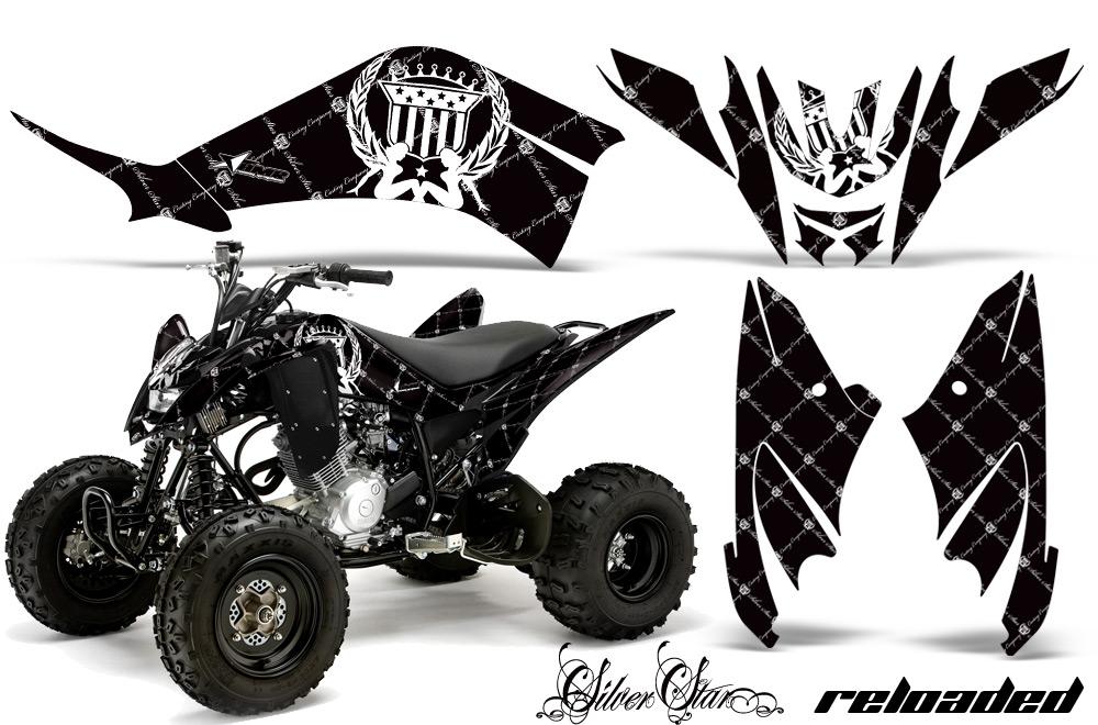 Yamaha raptor 125 graphics creatorx graphics mx atv for Yamaha raptor 125 price
