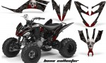 Yamaha Raptor 250 AMR Graphics BoneCollector Black 150x90 - Yamaha Raptor 250 Graphics