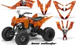 Yamaha Raptor 250 AMR Graphics BoneCollector Orange 150x90 - Yamaha Raptor 250 Graphics