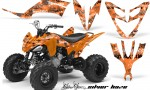 Yamaha Raptor 250 AMR Graphics Silverhaze BlackOrangeBG 150x90 - Yamaha Raptor 250 Graphics