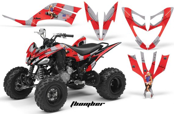 Yamaha Raptor 250 AMR Graphics TBOMBER RED 2 570x376 - Yamaha Raptor 250 Graphics