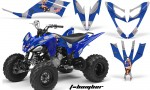 Yamaha Raptor 250 AMR Graphics TBomber Blue 150x90 - Yamaha Raptor 250 Graphics