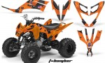 Yamaha Raptor 250 AMR Graphics TBomber Orange 150x90 - Yamaha Raptor 250 Graphics