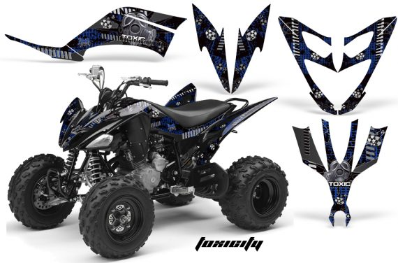 Yamaha Raptor 250 AMR Graphics Toxicity Blue 570x376 - Yamaha Raptor 250 Graphics