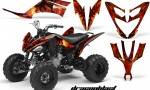Yamaha Raptor 250 CreatorX Graphics Kit Dragonblast 150x90 - Yamaha Raptor 250 Graphics