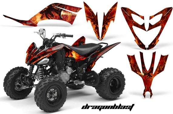 Yamaha Raptor 250 CreatorX Graphics Kit Dragonblast 570x376 - Yamaha Raptor 250 Graphics