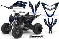 Yamaha-Raptor-250-CreatorX-Graphics-Kit-SpiderX-Blue