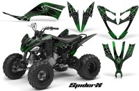 Yamaha-Raptor-250-CreatorX-Graphics-Kit-SpiderX-Green
