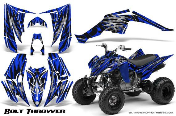 Yamaha Raptor 350 CreatorX Graphics Kit Bolt Thrower Blue 570x376 - Yamaha Raptor 350 Graphics