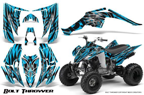 Yamaha Raptor 350 CreatorX Graphics Kit Bolt Thrower BlueIce 570x376 - Yamaha Raptor 350 Graphics
