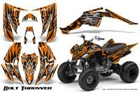 Yamaha-Raptor-350-CreatorX-Graphics-Kit-Bolt-Thrower-Orange