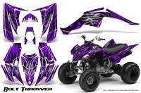 Yamaha-Raptor-350-CreatorX-Graphics-Kit-Bolt-Thrower-Purple